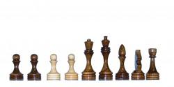 Фигуры шахматные лакированные