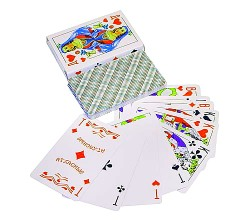 Карты игральные 36 листов