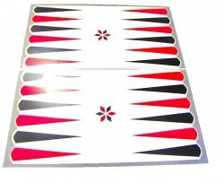 Доска нарды (картон)