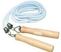 Скакалка с деревянными ручками Sveltus Jump rope