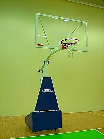 d7906ac7 9_1202904185 9_1202904195. Стойка баскетбольная складная мобильная служит  для оборудования спортивных залов, используемых для тренировок ...