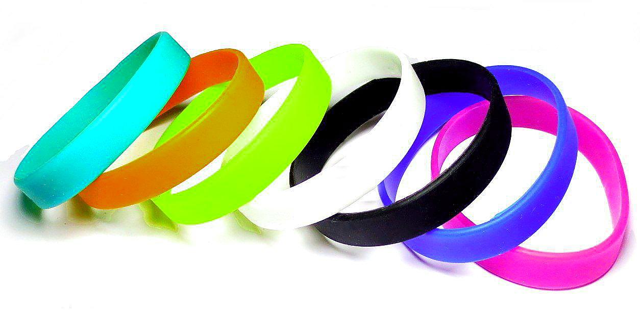 Как сделать силиконовый браслет своими руками